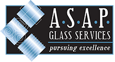 A.S.A.P. Glass Services Logo